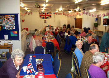 Oasis Diamond Jubilee Party