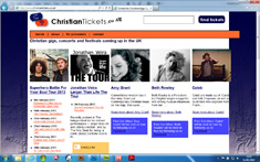 Christian Tickets