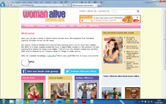 Woman Alive Magazine