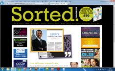 Sorted Magazine for Men