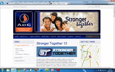 AOG Stronger Together Conference